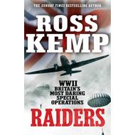 Raiders: World War Two True Stories (BOK)