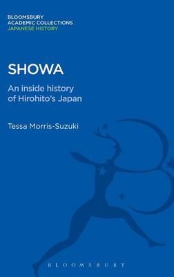 Showa: An Inside History of Hirohito's Japan (BOK)