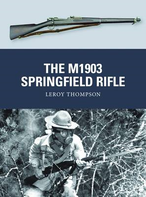 The M1903 Springfield Rifle (BOK)