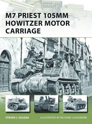 M7 Priest 105mm Howitzer Motor Carriage (BOK)