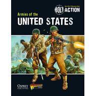 Bolt Action: Armies of the United States (BOK)