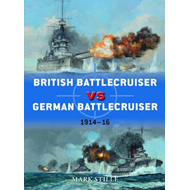 British Battlecruiser Vs German Battlecruiser: 1914-16 (BOK)