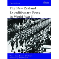 The New Zealand Expeditionary Force in World War II (BOK)