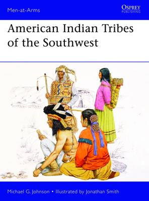 American Indian Tribes of the Southwest (BOK)