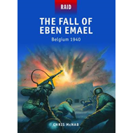 The Fall of Eben Emael - Belgium, 1940 (BOK)