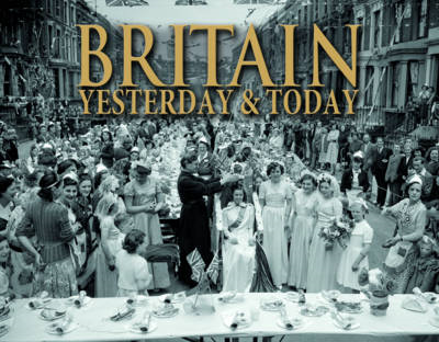 Britain Yesterday & Today (BOK)