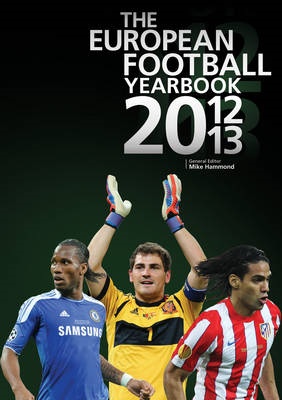 The UEFA European Football Yearbook: 2012-13 (BOK)