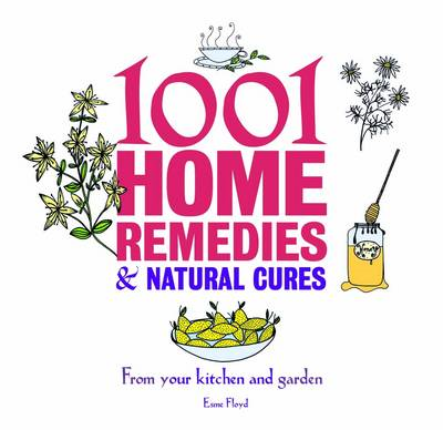 1001 Home Remedies & Natural Cures (BOK)