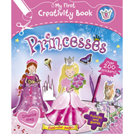 My First Creativity Book - Princesses (BOK)