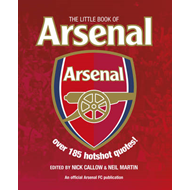 Official Little Book of Arsenal (BOK)