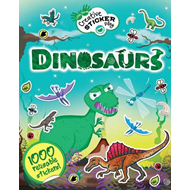 Little Hands Creative Sticker Play Dinosaurs (BOK)