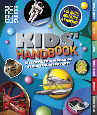 Science Museum Kids Handbook (BOK)