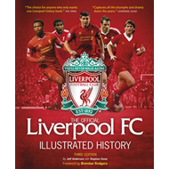 Official Liverpool FC Illustrated History (BOK)