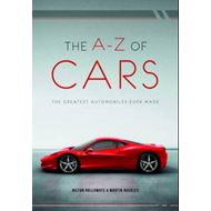 A-Z of Cars (BOK)