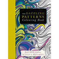Dazzling Patterns Colouring Book (BOK)