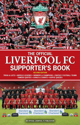 Official Liverpool FC Supporter's Book (BOK)