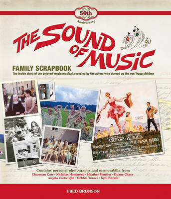 Sound of Music Family Scrapbook (BOK)