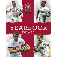 England Rugby: The Official Yearbook 2014/15 (BOK)