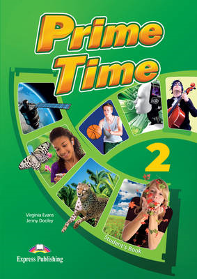 Prime Time: Level 2: Student's Book (TURKEY) (BOK)