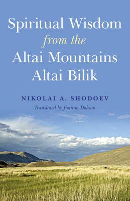 Spiritual Wisdom from the Altai Mountains (BOK)