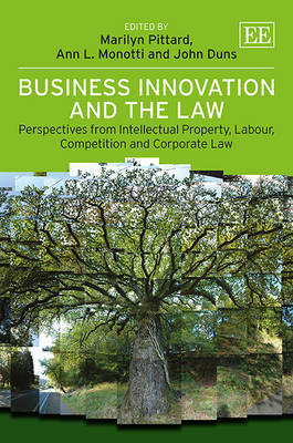 Business Innovation and the Law: Perspectives from Intellectual Property, Labour, Competition and Co (BOK)