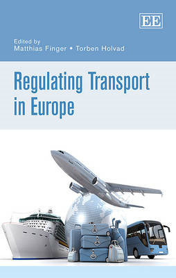 Regulating Transport in Europe (BOK)