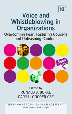 Voice and Whistleblowing in Organizations: Overcoming Fear, Fostering Courage and Unleashing Candour (BOK)