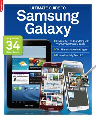 Ultimate Guide to the Samsung Galaxy (BOK)