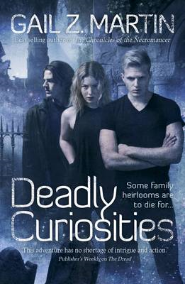 Deadly Curiosities (BOK)