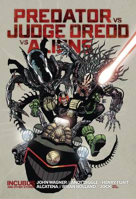 Predator vs. Judge Dredd vs. Aliens (BOK)
