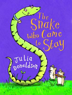 Snake Who Came To Stay (BOK)