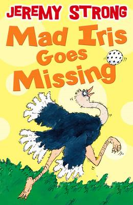 Mad Iris Goes Missing (BOK)