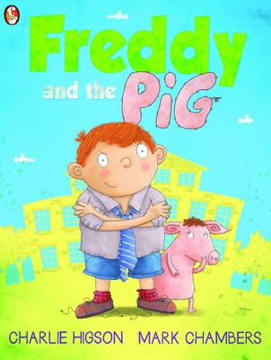 Freddy and the Pig (BOK)