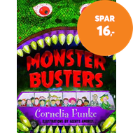 Produktbilde for Monster Busters (BOK)