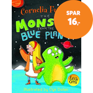 Produktbilde for The Monster from the Blue Planet (BOK)