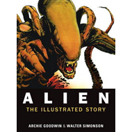 Alien: The Illustrated Story (BOK)