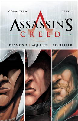 Assassin's Creed - The Ankh of Isis Trrilogy (BOK)