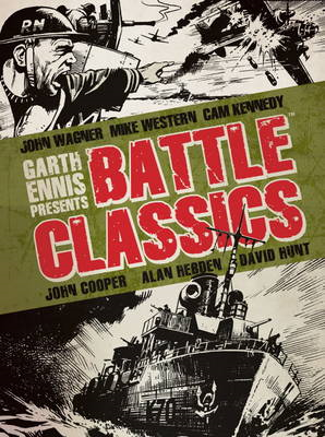 Garth Ennis Presents: Battle Classics (BOK)