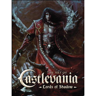 The Art of Castlevania: Lords of Shadow (BOK)