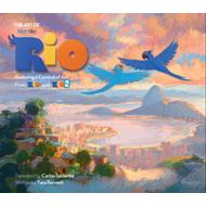 Art of Rio: Featuring a Carnival of Art from Rio and Rio 2 (BOK)