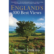 England's 100 Best Views (BOK)