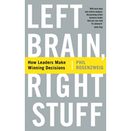 Left Brain, Right Stuff (BOK)