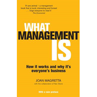 What Management Is (BOK)