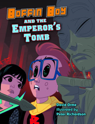 Boffin Boy And The Emperor's Tomb (BOK)