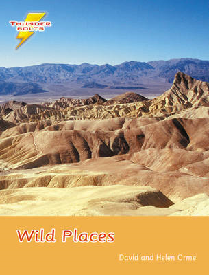 Wild Places: Set 4 (BOK)