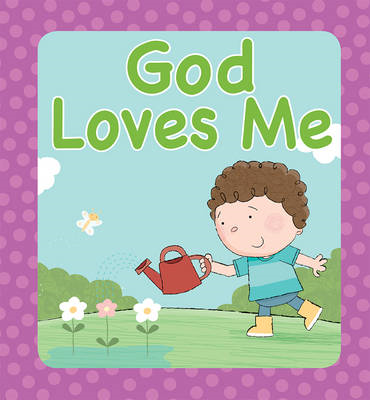 God Loves Me (BOK)
