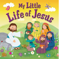 My Little Life of Jesus (BOK)