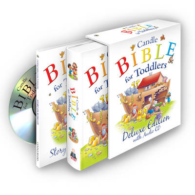Candle Bible for Toddlers (BOK)