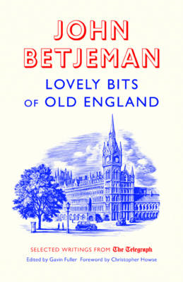 Lovely Bits of Old England (BOK)