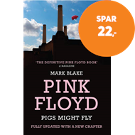 Produktbilde for Pigs Might Fly - The Inside Story of Pink Floyd (BOK)